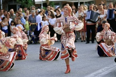 Speech & Art Festival - Folklore Festival